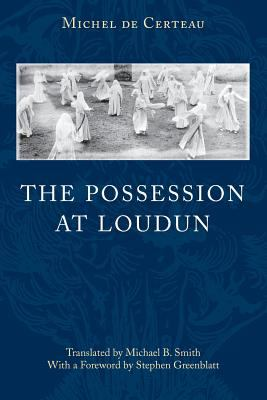 Cover image for The possession at Loudun