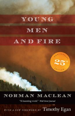 Cover image for Young men and fire