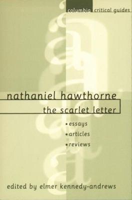 Cover image for Nathaniel Hawthorne, The scarlet letter