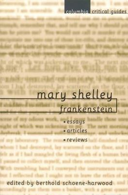 Cover image for Mary Shelley, Frankenstein