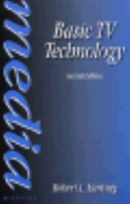 Cover image for Basic TV technology