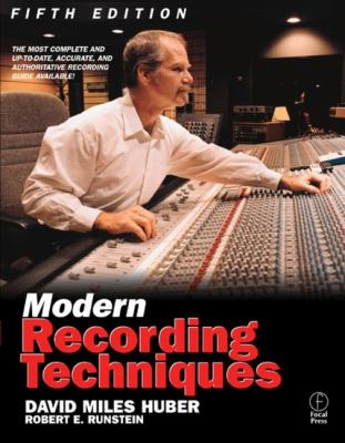 Cover image for Modern recording techniques