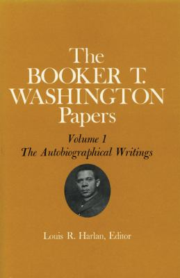 Cover image for The Booker T. Washington papers.