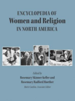 Cover image for Encyclopedia of women and religion in North America