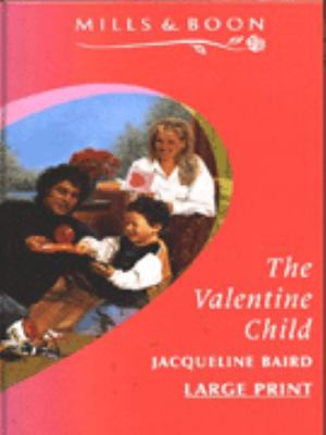Cover image for The Valentine child
