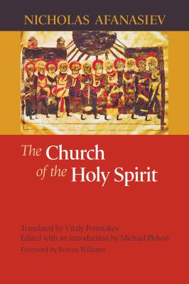 Cover image for The Church of the Holy Spirit