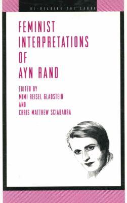 Cover image for Feminist interpretations of Ayn Rand
