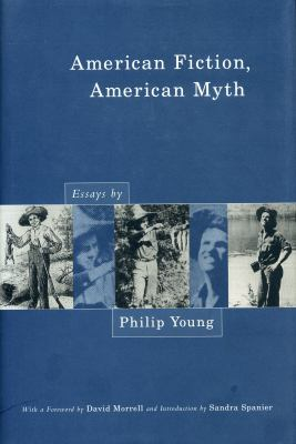 Cover image for American fiction, American myth : essays