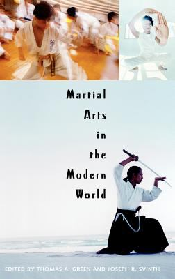 Cover image for Martial arts in the modern world
