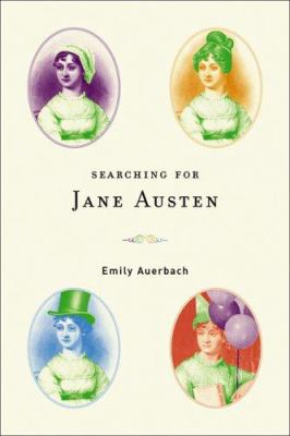 Cover image for Searching for Jane Austen