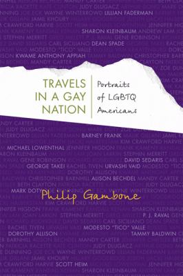 Cover image for Travels in a gay nation : portraits of LGBTQ Americans