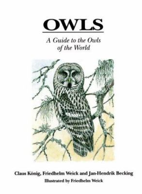 Cover image for Owls : a guide to the owls of the world
