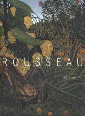 Cover image for Henri Rousseau