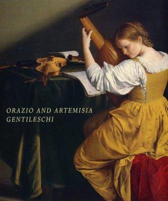 Cover image for Orazio and Artemisia Gentileschi