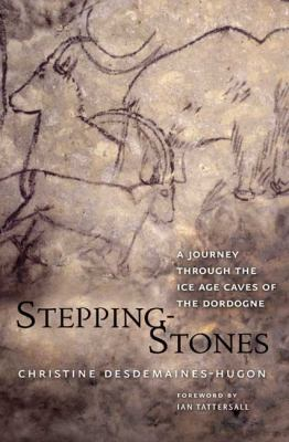 Cover image for Stepping-stones : a journey through the Ice Age caves of the Dordogne