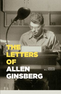 Cover image for The letters of Allen Ginsberg