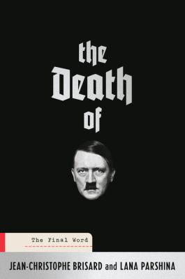 Cover image for The death of Hitler : the final word