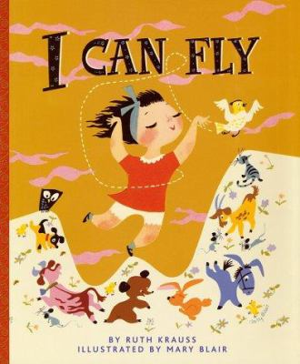 Cover image for I can fly