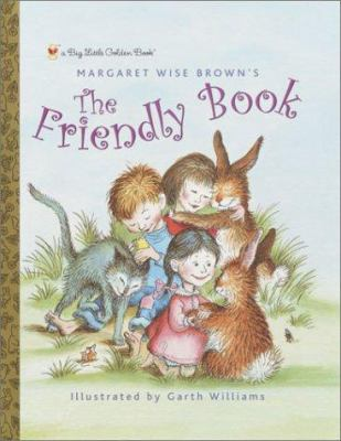 Cover image for The friendly book