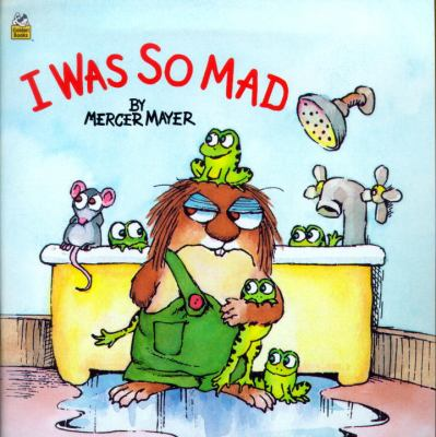Cover image for I was so mad