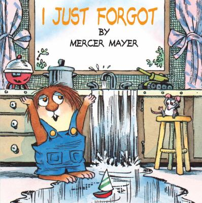 Cover image for I just forgot