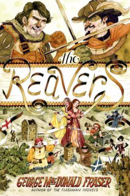 Cover image for The reavers