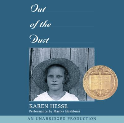 Cover image for Out of the dust