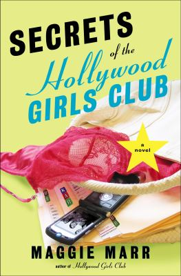 Cover image for Secrets of the Hollywood girls club