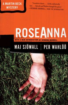 Cover image for Roseanna : a Martin Beck mystery