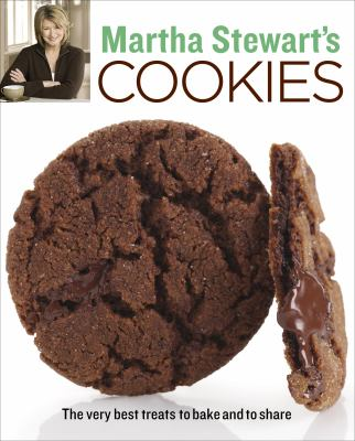 Cover image for Martha Stewart's cookies : the very best treats to bake and share