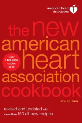 Cover image for The new American Heart Association cookbook