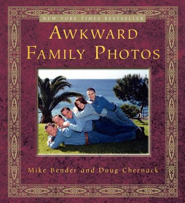 Cover image for Awkward family photos