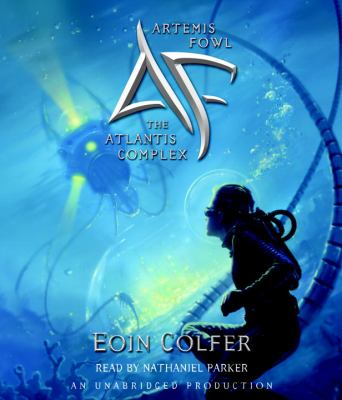 Cover image for Artemis Fowl. The Atlantis complex