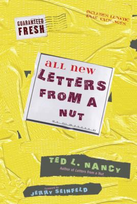 Cover image for All new letters from a nut