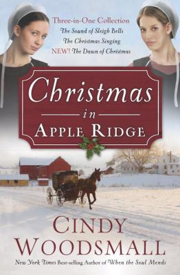 Cover image for Christmas in Apple Ridge