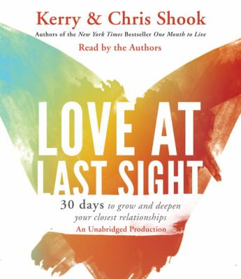 Cover image for Love at last sight
