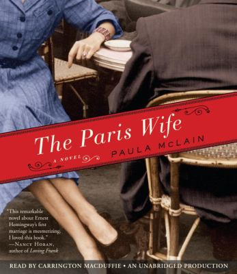 Cover image for The Paris wife a novel