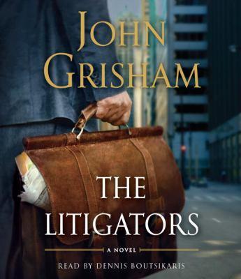 Cover image for The litigators a novel