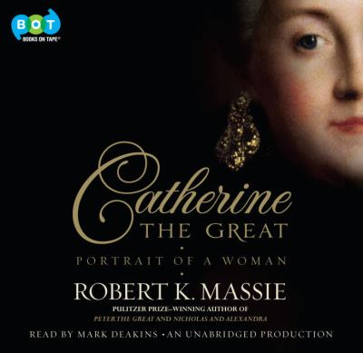 Cover image for Catherine the Great [portrait of a woman]