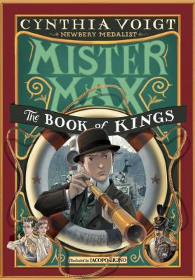 Cover image for Mister Max : the book of kings