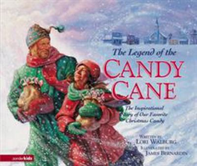 Cover image for The legend of the candy cane