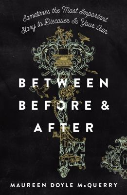 Cover image for Between before & after