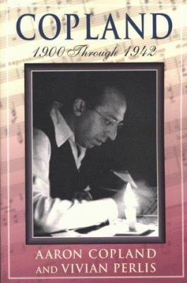 Cover image for Copland. 1900-1942