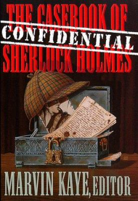 Cover image for The confidential casebook of Sherlock Holmes