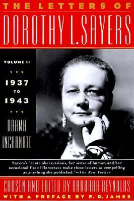 Cover image for The letters of Dorothy L. Sayers, 1937-1943 : from novelist to playwright