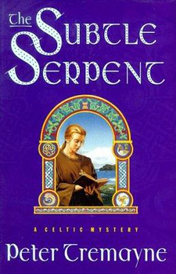 Cover image for The subtle serpent : a Celtic mystery