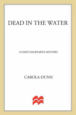 Cover image for Dead in the water