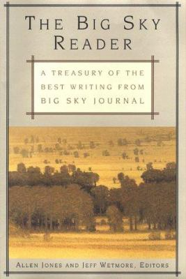 Cover image for The Big Sky reader
