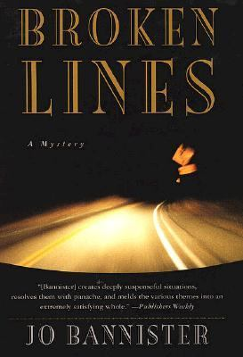 Cover image for Broken lines