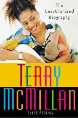 Cover image for Terry McMillan : the unauthorized biography